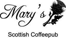 Mary's Coffeepub - Logo